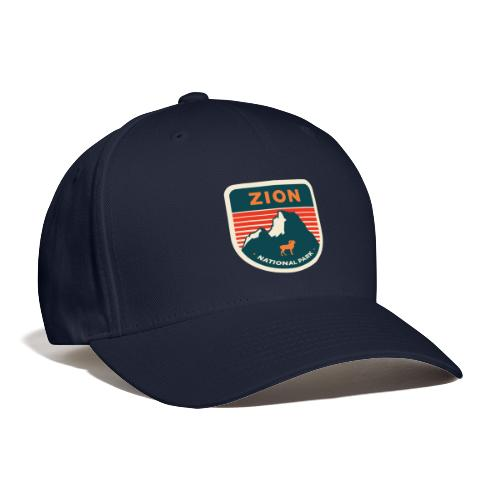 Zion National Park - Baseball Cap