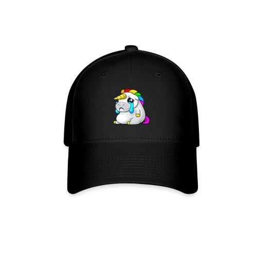 Alasdair unicorn crying - Baseball Cap