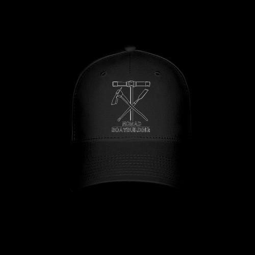 Nomad Shipwright graphic - Baseball Cap