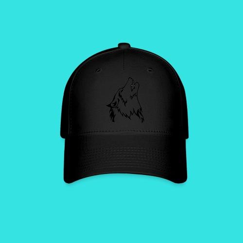 Wolf (back) - Baseball Cap