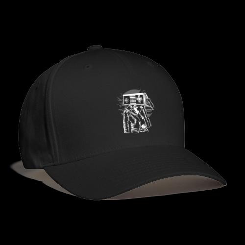 Retro Gamer Head - Baseball Cap