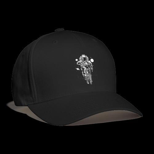 Space Cyclist - Baseball Cap