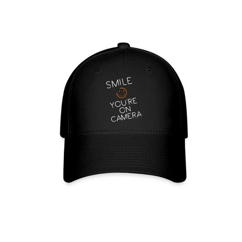 Smiley Cam Alert - Baseball Cap