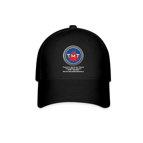 TMT White Letter Version2 - Baseball Cap