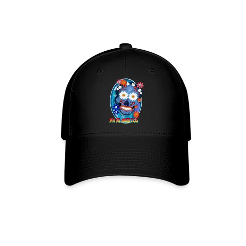 Day Of The Dead. October 31 and leave on November - Baseball Cap