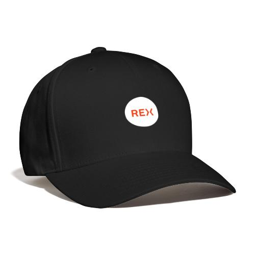 REX Circle Logo - Baseball Cap
