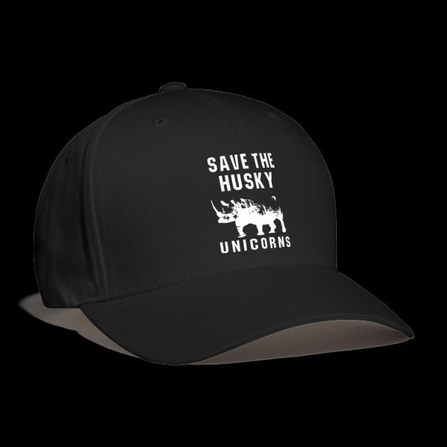 Save the Husky Unicorns   Funny Rhino