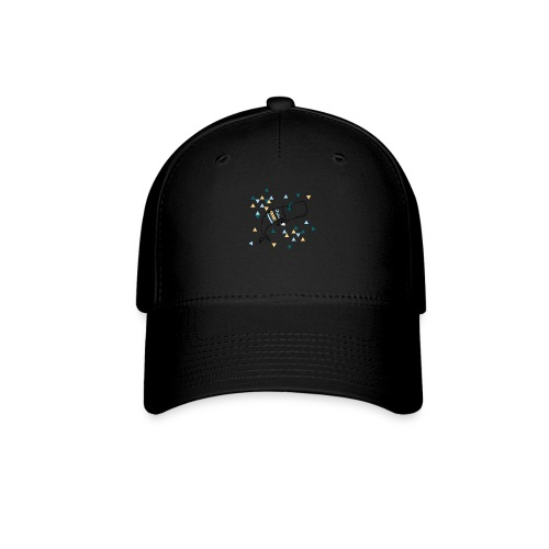 Music Whale - Baseball Cap