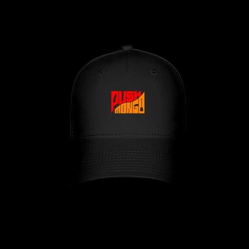 Push Mongo Logo - Baseball Cap