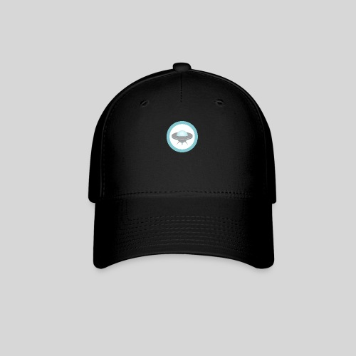 ALIENS WITH WIGS - Small UFO - Baseball Cap