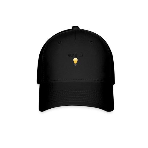 God is Lit - Baseball Cap