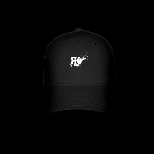 RKStudio White Logo Version - Baseball Cap