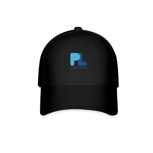 Logo_PLCloutier_BB_RGB - Baseball Cap
