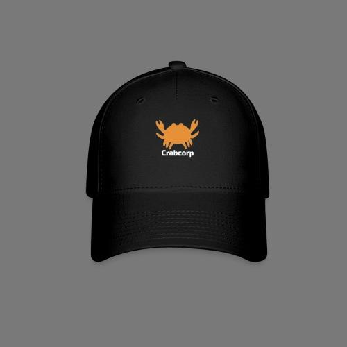 Crabcorp (Orange Logo) - Baseball Cap