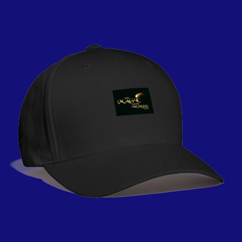 The magic is in the words gold - Baseball Cap