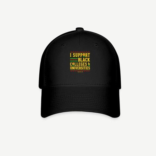 I Support HBCUs - Baseball Cap