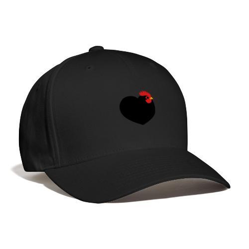 I love chickens - Baseball Cap