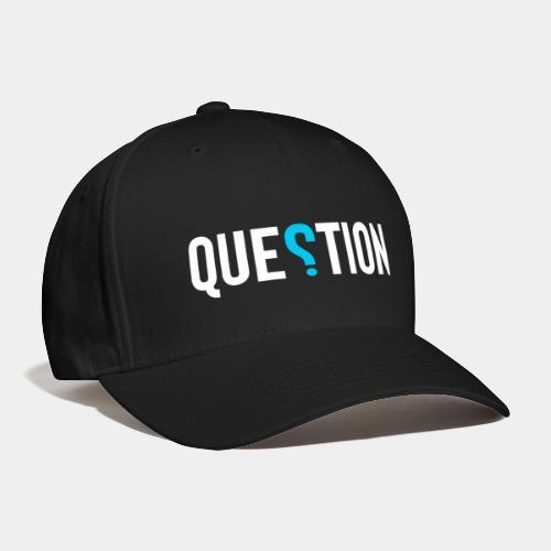 question answer - Baseball Cap