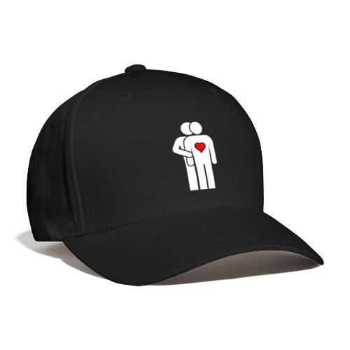 MAN LOVE HEART No. 002 - Baseball Cap