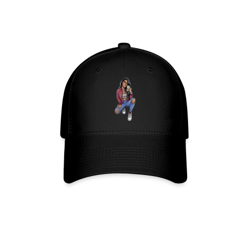#Silhouette - Baseball Cap