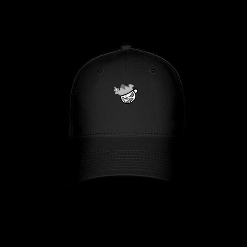 Tyrant black logo - Baseball Cap