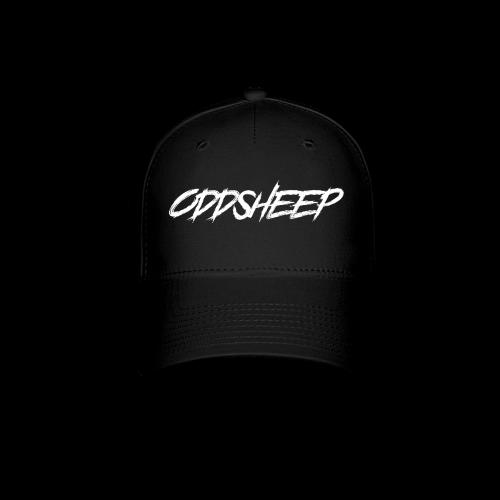 OddSheep White Logo - Baseball Cap