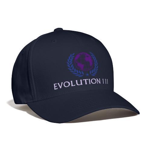 evolution111 - Baseball Cap