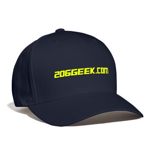 206geek.com - Baseball Cap