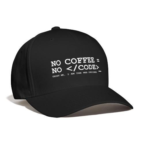 coffee - Baseball Cap