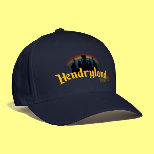 HENDRYLAND logo Merch - Baseball Cap