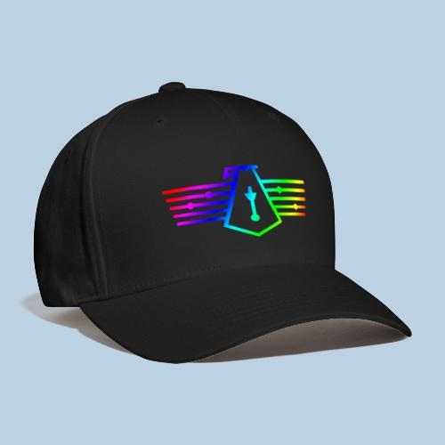 Westport Bird Rainbow on transparent - Baseball Cap