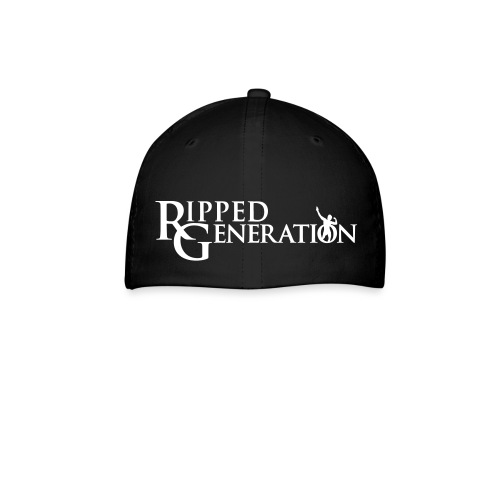 Ripped Generation Simple Logo - Baseball Cap