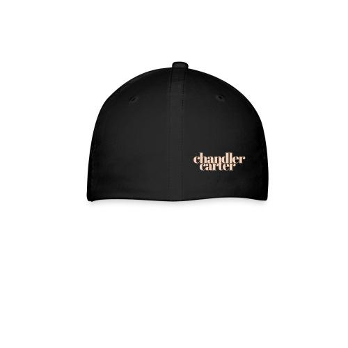 Chandler Carter Logo - Ecru - Baseball Cap