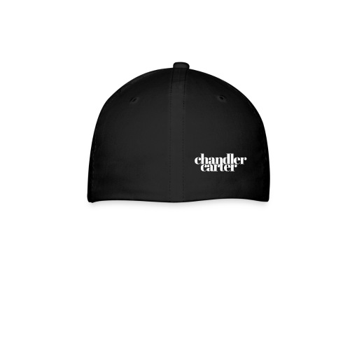 Chandler Carter Logo - White - Baseball Cap