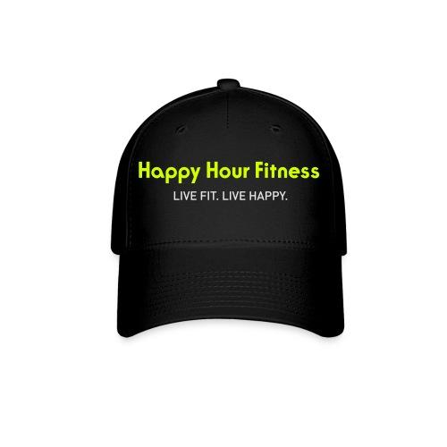 HHF_logotypeandtag - Baseball Cap