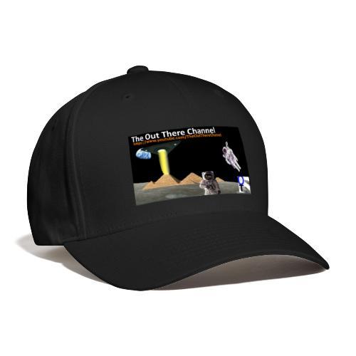 UFO Pyramids v1 with Crew Back Logo - Baseball Cap