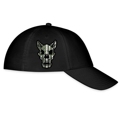 wd2 logo - Baseball Cap