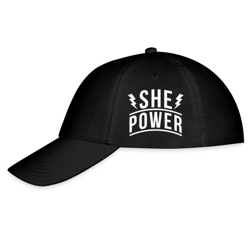 She Power - Baseball Cap