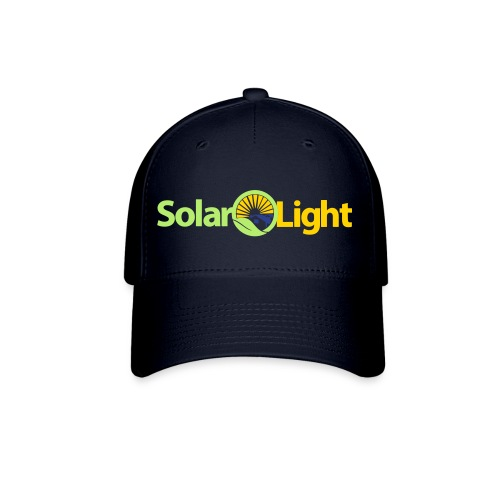 solarlightlogo1 - Baseball Cap