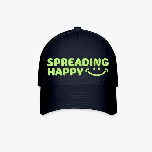 Unisex Spreading Happy Hoodie - Baseball Cap