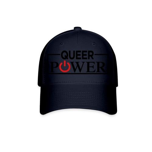 Queer Power Tshirt 04 - Baseball Cap