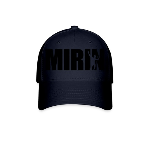 Zyzz Mirin Pose text - Baseball Cap