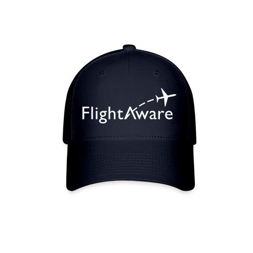 flightaware logo - Baseball Cap
