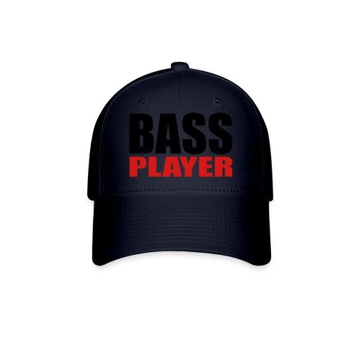 Bass Player - Baseball Cap