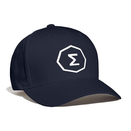 Ergo Symbol White - Baseball Cap
