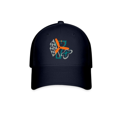 Multirotor Vermont (simplified shadowless) - Baseball Cap