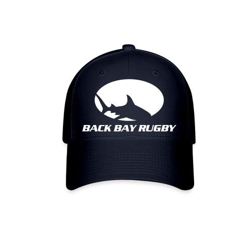 Back Bay Sharks-New Logo- - Baseball Cap
