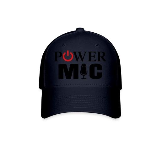 Power Mic T-Shirt - Baseball Cap