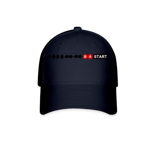 Contra Code Men's Ringer T-Shirt - Baseball Cap