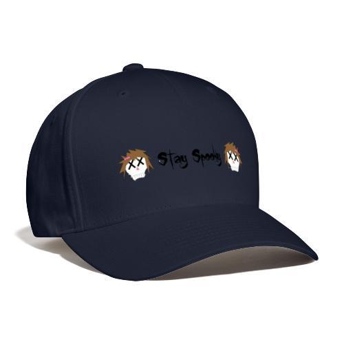 Stay Spooky with Skulls - Baseball Cap